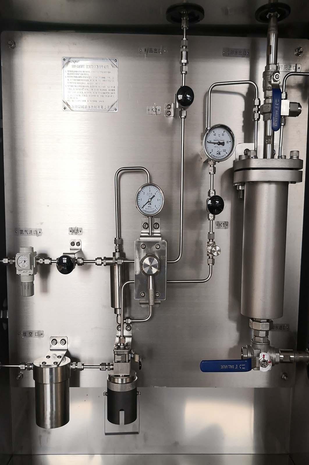 液化气密闭取样器